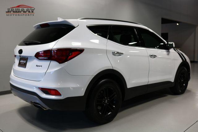2017 Hyundai Santa Fe Sport 2.4L Merrillville, Indiana 4