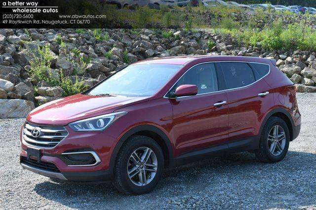 2017 Hyundai Santa Fe Sport 2.4L AWD Naugatuck, Connecticut