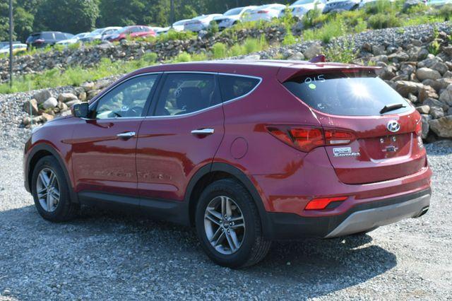 2017 Hyundai Santa Fe Sport 2.4L AWD Naugatuck, Connecticut 4