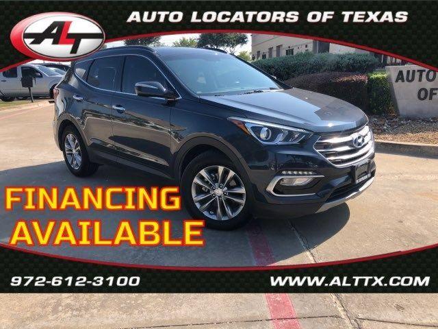 2017 Hyundai Santa Fe Sport in Plano TX