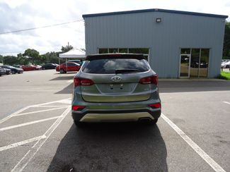 2017 Hyundai Santa Fe Sport AWD SEFFNER, Florida 12
