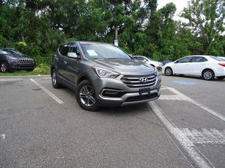 2017 Hyundai Santa Fe Sport AWD SEFFNER, Florida 8