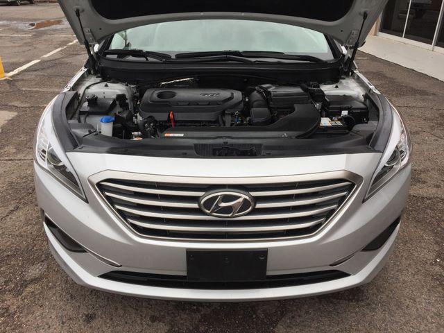 2017 Hyundai Sonata 2.4L FULL MANUFACTURER WARRANTY Mesa, Arizona 8