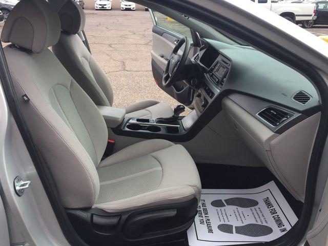 2017 Hyundai Sonata 2.4L FULL MANUFACTURER WARRANTY Mesa, Arizona 13