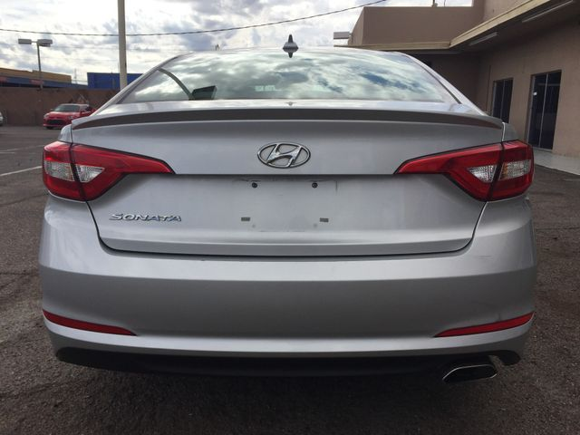 2017 Hyundai Sonata 2.4L FULL MANUFACTURER WARRANTY Mesa, Arizona 3