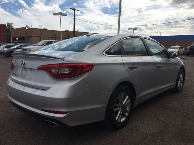2017 Hyundai Sonata 2.4L FULL MANUFACTURER WARRANTY Mesa, Arizona 4
