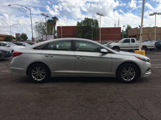 2017 Hyundai Sonata 2.4L FULL MANUFACTURER WARRANTY Mesa, Arizona 5