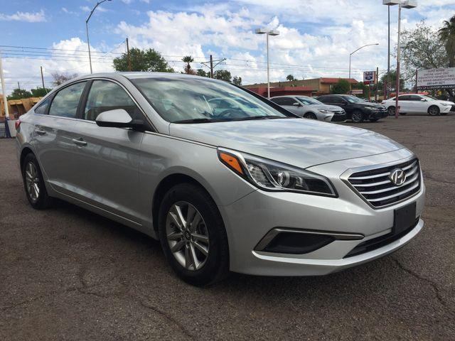 2017 Hyundai Sonata 2.4L FULL MANUFACTURER WARRANTY Mesa, Arizona 6