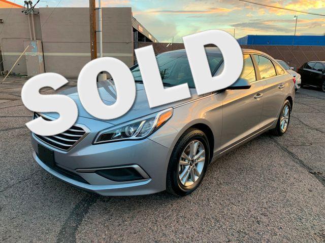 2017 Hyundai Sonata 2.4L FULL MANUFACTURER WARRANTY Mesa, Arizona