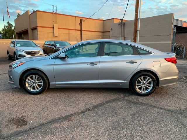 2017 Hyundai Sonata 2.4L FULL MANUFACTURER WARRANTY Mesa, Arizona 1