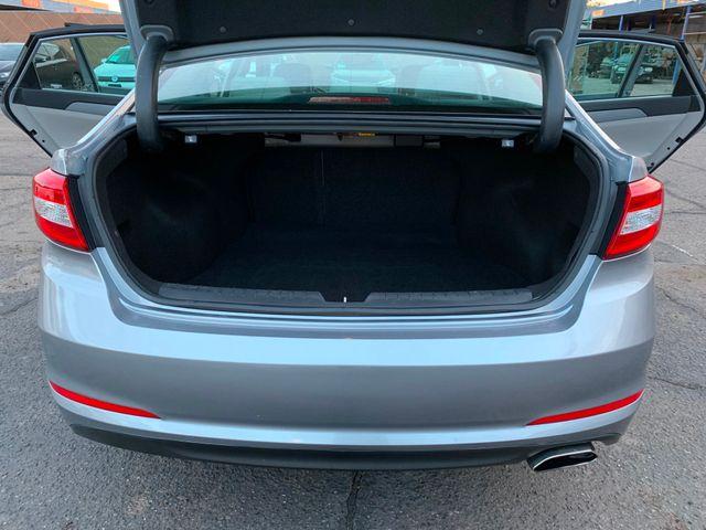 2017 Hyundai Sonata 2.4L FULL MANUFACTURER WARRANTY Mesa, Arizona 11