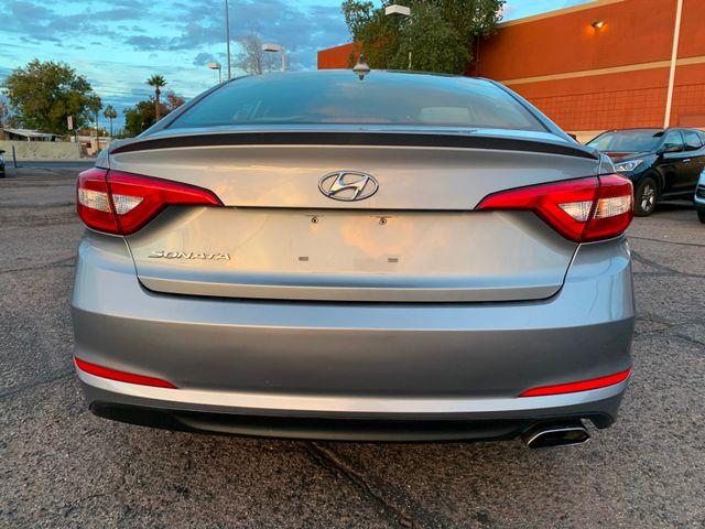 2017 Hyundai Sonata 2 4l Full Manufacturer Warranty Mesa
