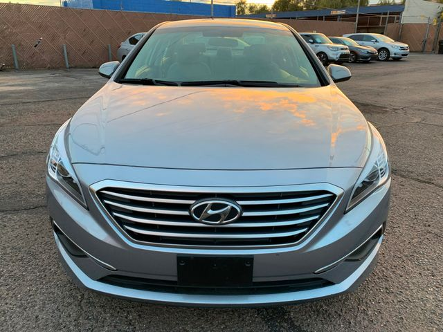 2017 Hyundai Sonata 2.4L FULL MANUFACTURER WARRANTY Mesa, Arizona 7