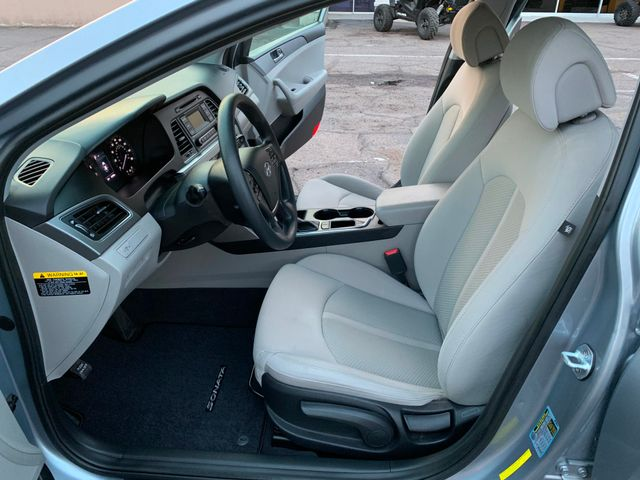 2017 Hyundai Sonata 2.4L FULL MANUFACTURER WARRANTY Mesa, Arizona 9
