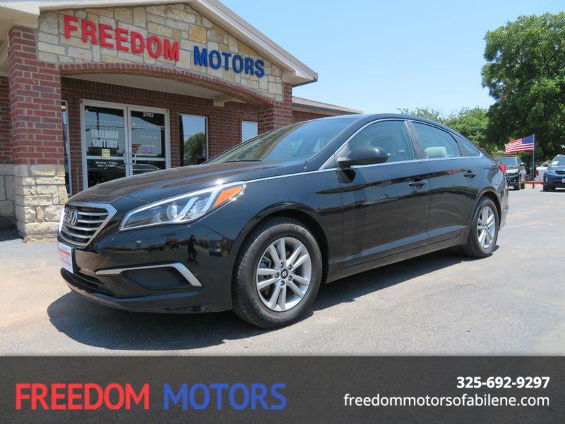 2017 Hyundai Sonata 2.4L | Abilene, Texas | Freedom Motors  in Abilene Texas