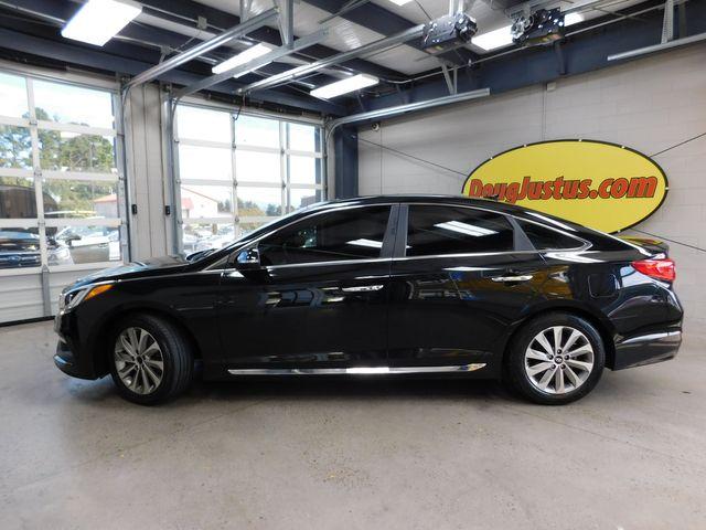 2017 Hyundai Sonata Sport in Airport Motor Mile ( Metro Knoxville ), TN 37777