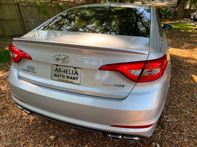 2017 Hyundai Sonata Sport in Amelia Island, FL 32034