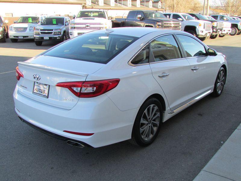 2017 Hyundai Sonata Sport Sedan  city Utah  Autos Inc  in , Utah