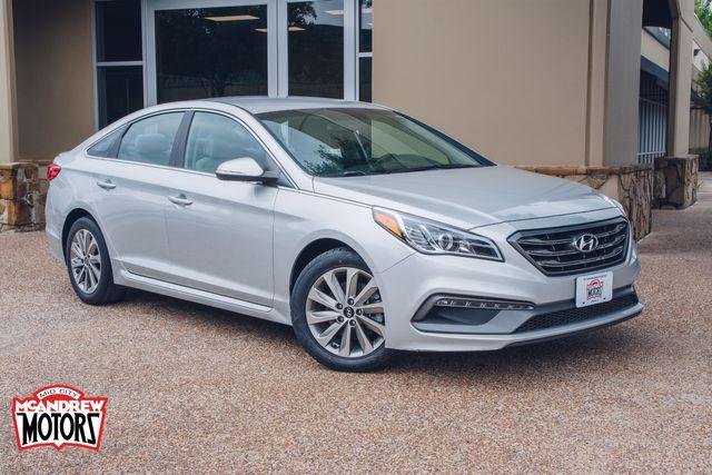 2017 Hyundai Sonata Sport in Arlington, Texas 76013