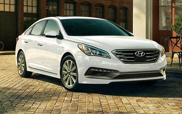 2017 Hyundai Sonata 2.4L in Bentleyville, Pennsylvania 15314