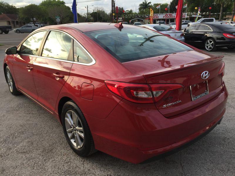 2017 Hyundai Sonata 24L  Brownsville TX  English Motors  in Brownsville, TX