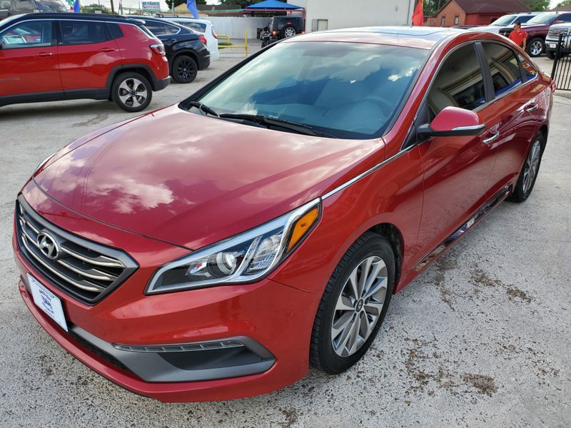 2017 Hyundai Sonata Sport  Brownsville TX  English Motors  in Brownsville, TX