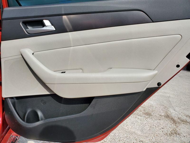 2017 Hyundai Sonata Sport  Brownsville TX  English Motors  in Brownsville, TX