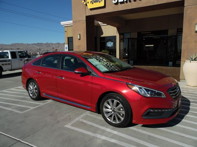 2017 Hyundai Sonata Sport in Bullhead City Arizona, 86442-6452