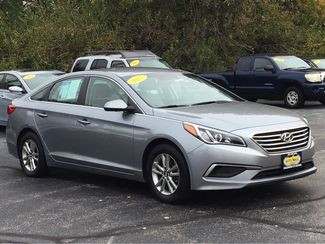 2017 Hyundai Sonata 2.4L | Champaign, Illinois | The Auto Mall of Champaign in Champaign Illinois