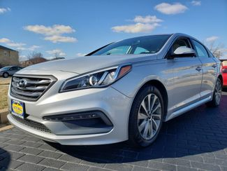 2017 Hyundai Sonata Sport | Champaign, Illinois | The Auto Mall of Champaign in Champaign Illinois