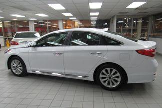 2017 Hyundai Sonata Limited W/ BACK UP CAM Chicago, Illinois 3