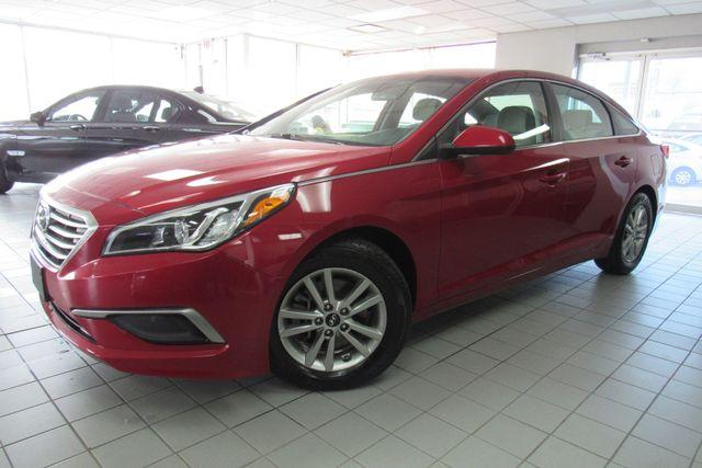 2017 Hyundai Sonata 2.4L Chicago, Illinois 3