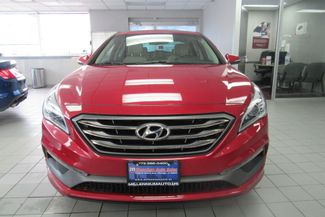 2017 Hyundai Sonata Limited W/ BACK UP CAM Chicago, Illinois 1