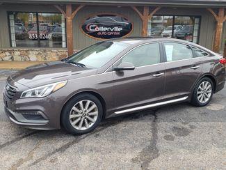 2017 Hyundai Sonata Limited in Collierville, TN 38107