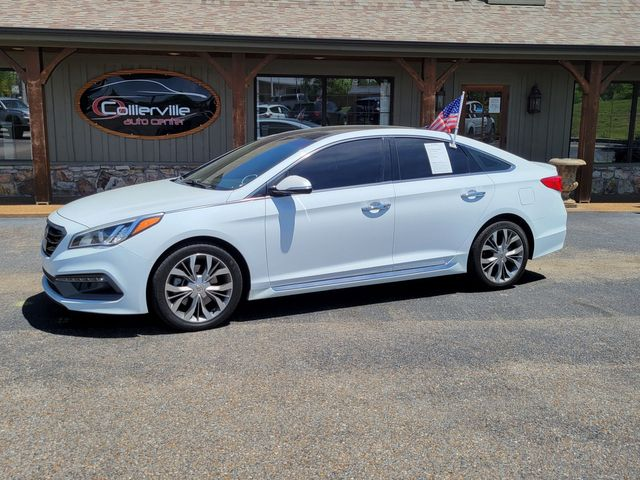 2017 Hyundai Sonata Limited in Collierville, TN 38107