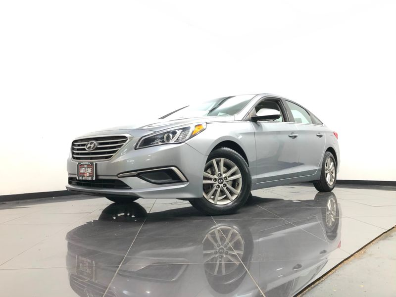 2017 Hyundai Sonata *Get APPROVED In Minutes!* | The Auto Cave in Dallas