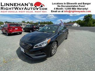 2017 Hyundai Sonata Sport in Bangor, ME 04401