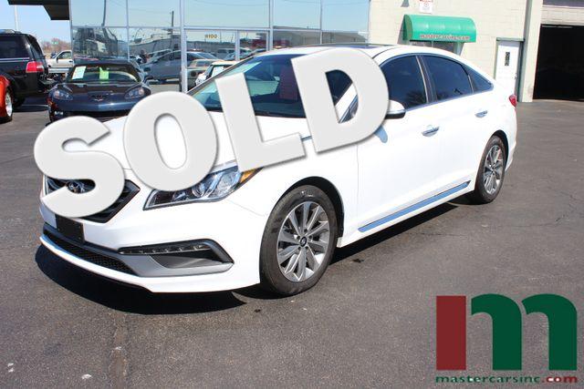 2017 Hyundai Sonata Sport | Granite City, Illinois | MasterCars Company Inc. in Granite City Illinois