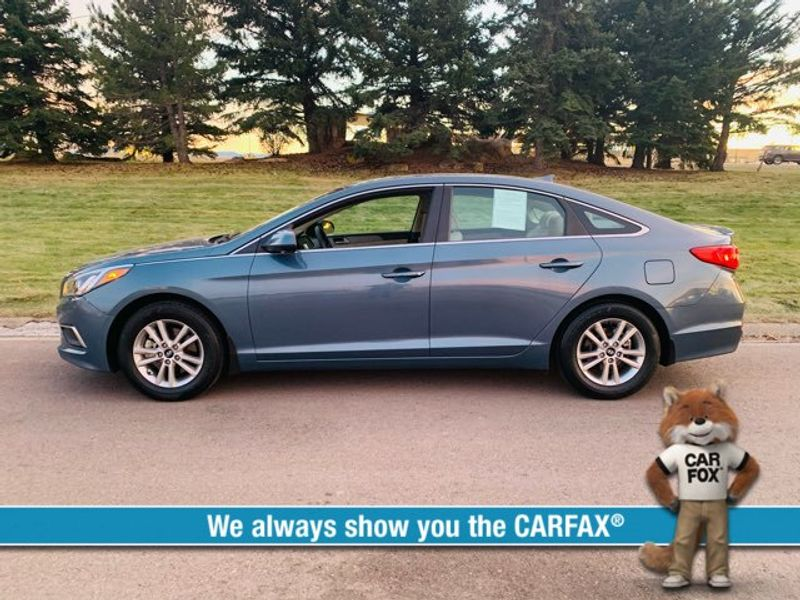 2017 Hyundai Sonata SE  city MT  Bleskin Motor Company   in Great Falls, MT