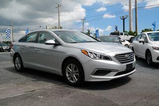 2017 Hyundai Sonata 2.4L Hialeah, Florida 2
