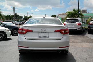 2017 Hyundai Sonata 2.4L Hialeah, Florida 4