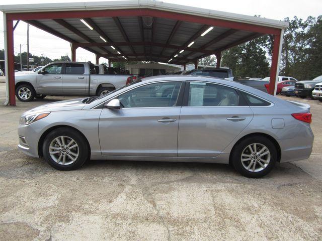 2017 Hyundai Sonata 2.4L Houston, Mississippi 2