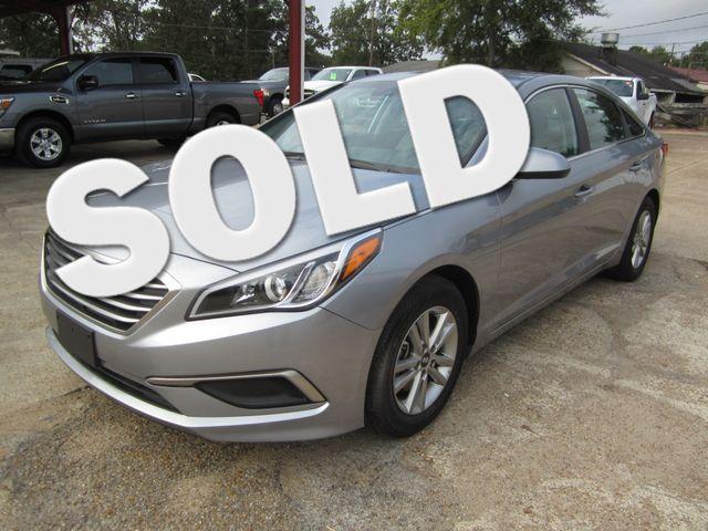 2017 Hyundai Sonata 2.4L Houston, Mississippi