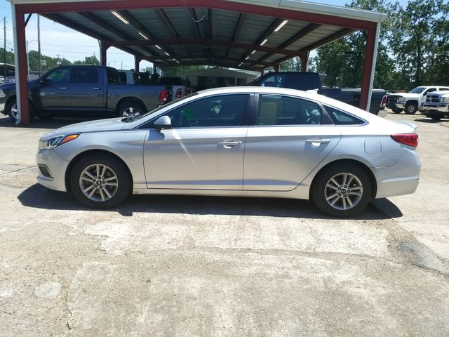 2017 Hyundai Sonata 2.4L Houston, Mississippi 5
