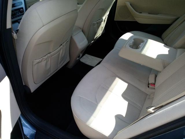 2017 Hyundai Sonata 2.4L Houston, Mississippi 8