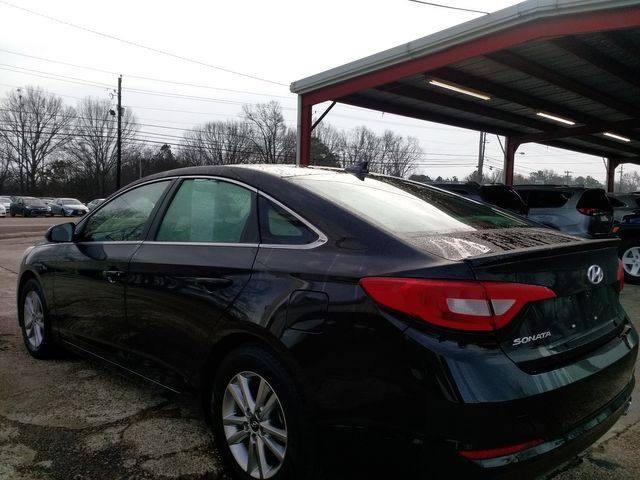 2017 Hyundai Sonata SE Houston, Mississippi 5