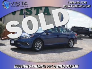 2017 Hyundai Sonata 24L  city Texas  Vista Cars and Trucks  in Houston, Texas