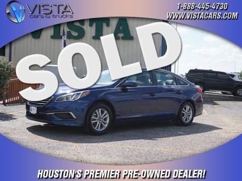 2017 Hyundai Sonata 2.4L in Houston, Texas