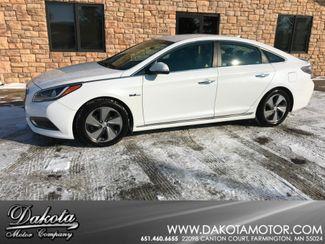 2017 Hyundai Sonata Hybrid Limited Farmington, MN