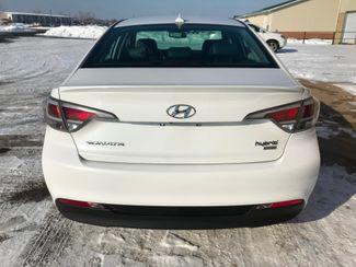 2017 Hyundai Sonata Hybrid Limited Farmington, MN 2